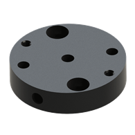 Construction-Ball Pads (Round)