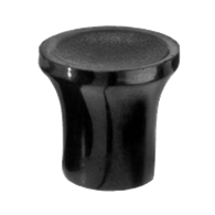 Pull Knobs – Recessed Top, Small (Phenolic)