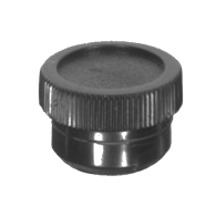 Knurled Knobs – Tapped (Thermoplastic)