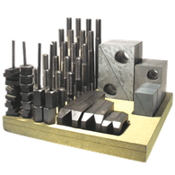 Clamping Kits (Heavy Step Blocks)