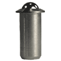 Press-Fit Ball Plungers – Stainless Steel