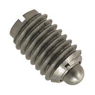 Short Spring Plungers – Stainless Steel