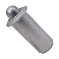 Press-Fit Spring Plungers – Stainless Steel