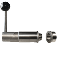 Tapered Index Plungers (Rotary Cam, Standard Mount)
