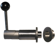Straight Index Plungers (Rotary Cam, Flange Mount)