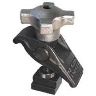 Forged Adjustable Drill-Press Clamps