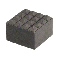 Square Grippers (Solid Carbide, Serrated)