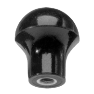 Pull Knobs – Oval Top, Small (Phenolic)