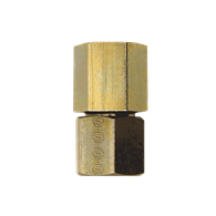Male Gauge Adaptor (Compression Type)