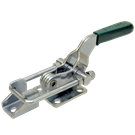 Latch-Action Toggle Clamps