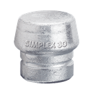 Simplex Hammers – Type G Inserts: Soft Metal (Hard)