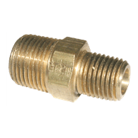 Air Fittings – Male Adaptor (3/8-NPT Male x 1/4-NPT Male)
