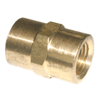 Air Fittings – Coupling (1/4-NPT Female x 2)