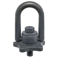 Heavy-Duty® Spin-N-Lok™ Swivel Hoist Rings
