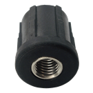 Threaded Tube Ends (Round)