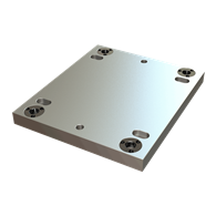 Carr Lock® Subplates for HAAS® Mini Mill (12 x 14)