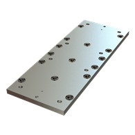 Carr Lock® Subplates for HAAS® VF-2 (14 x 36)
