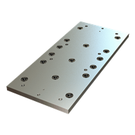 Carr Lock® Subplates for HAAS® VF-2YT (16 x 36)