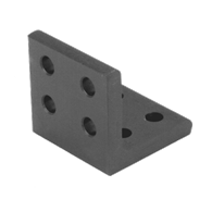 Angle Brackets with Locating Holes
