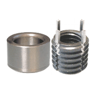Liner Bushings & Threaded Inserts for Custom Tooling Plates (Standard)