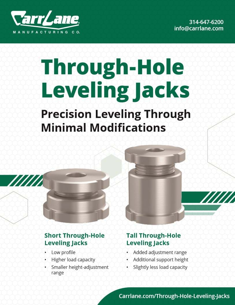 Carr Lane-Through-Hole Leveling Jacks-v3-PM-digital